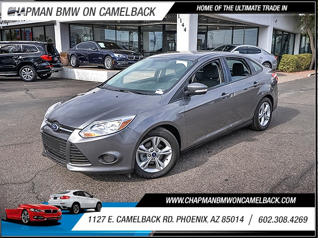 2014 Ford Focus SE 10309 miles Wireless data link Bluetooth Cruise control Anti-theft system a