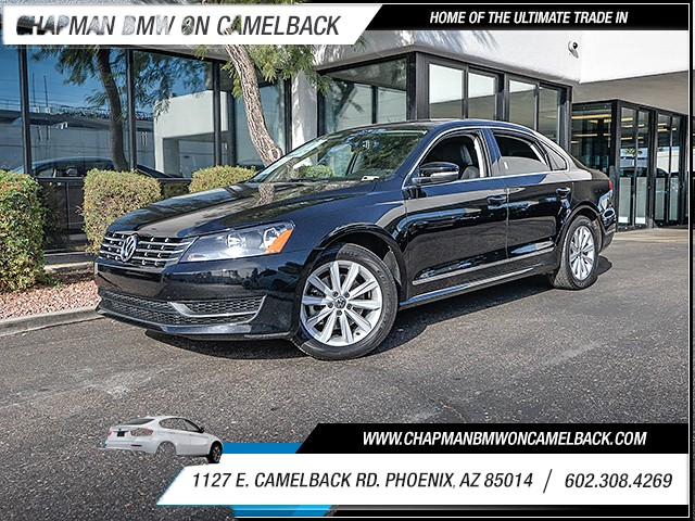 2013 Volkswagen Passat SEL PZEV 69653 miles Wireless data link Bluetooth Real time traffic Crui