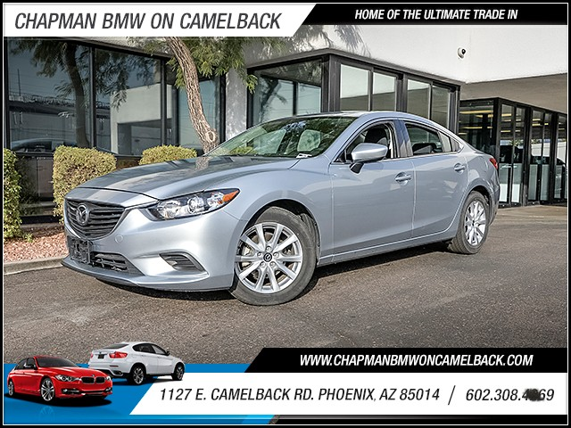 2016 Mazda MAZDA6 i Sport 42200 miles Cars in stock as available at special discounting and only