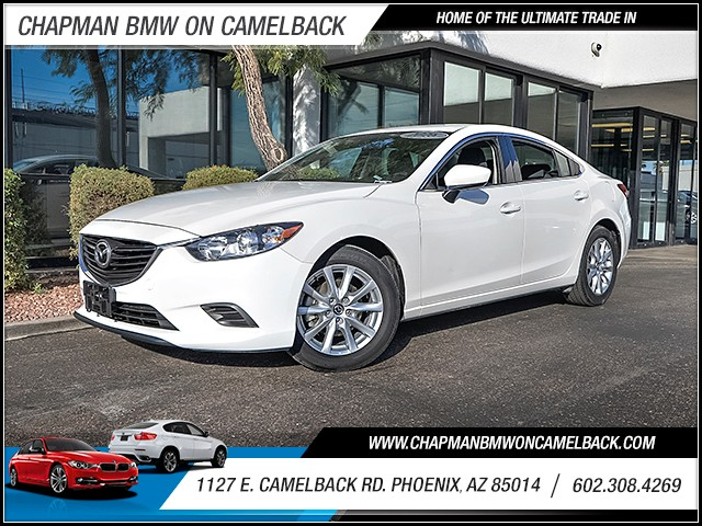 2016 Mazda MAZDA6 i Sport 39345 miles Cars in stock as available at special discounting and only
