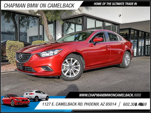 2016 Mazda MAZDA6 i Sport 40536 miles Cars in stock as available at special discounting and only