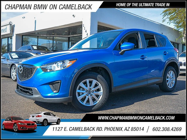 2014 Mazda CX-5 Sport 56250 miles 6023852286 1127 E Camelback Rd Chapman Value center on Ca