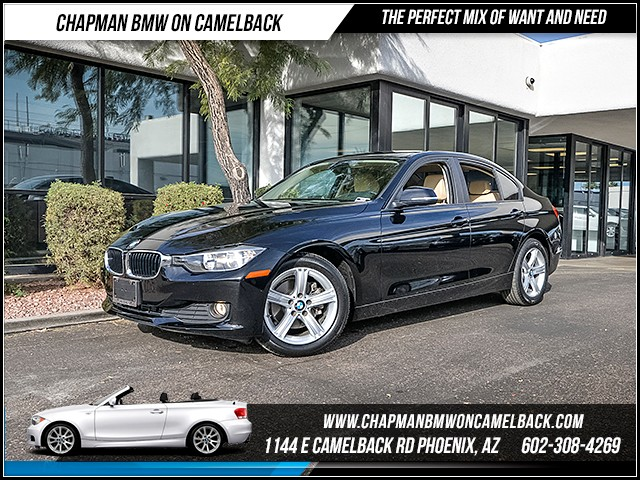 2014 BMW 3-Series Sdn 320i 24948 miles Satellite communications BMW Assist Wireless data link Bl