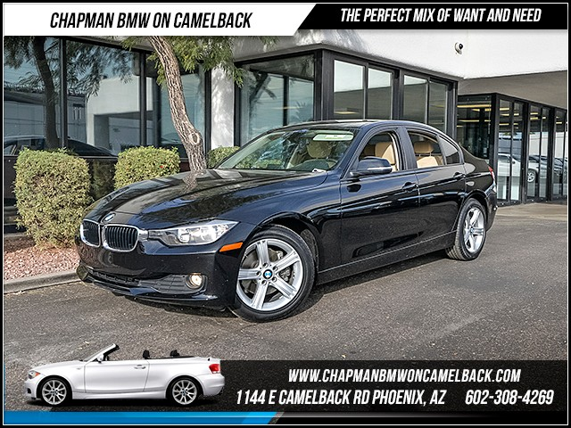 2014 BMW 3-Series Sdn 320i 29566 miles Satellite communications BMW Assist Wireless data link Bl