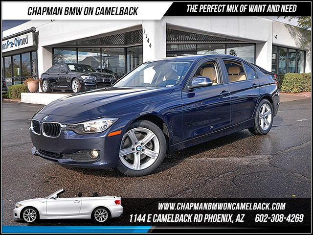 2014 BMW 3-Series Sdn 320i 30060 miles Driver assistance app roadside assistance Wireless data l