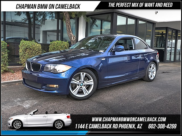 2011 BMW 1-Series 128i 63664 miles Premium Package Sport Package Value Package Phone pre-wired