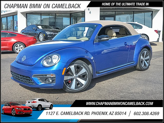 2013 Volkswagen Beetle Turbo 38883 miles 6023852286 1127 E Camelback Rd Chapman Value cente