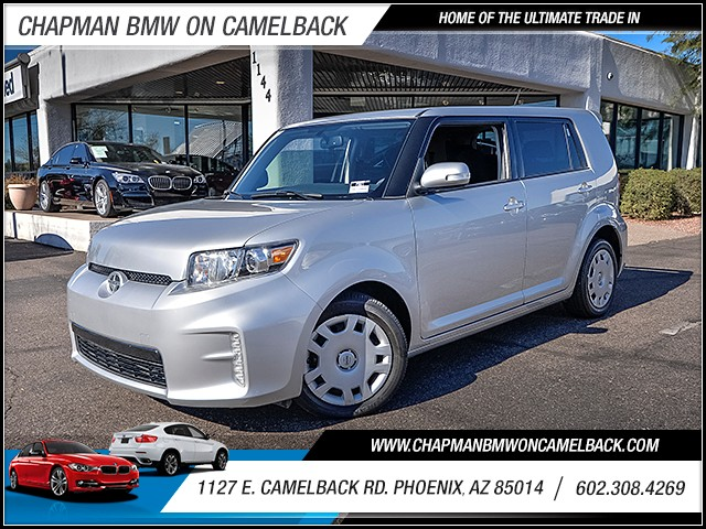 2015 Scion xB 21917 miles 6023852286 1127 E Camelback Rd Chapman Value center on Camelback