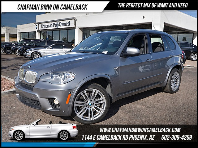 2012 BMW X5 xDrive50i 71012 miles 6023852286 12th St and Camelback Chapman BMW on Camelbac