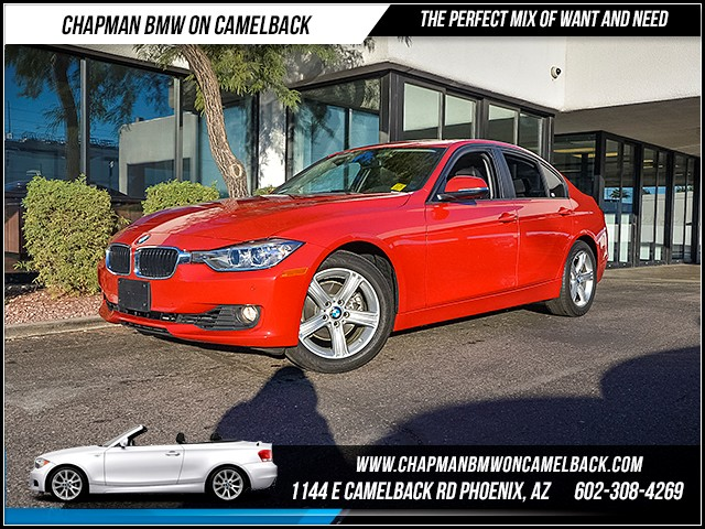 2015 BMW 3-Series 328i 25915 miles Technology Package Premium Package Driving Assistance Packag