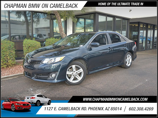 2014 Toyota Camry SE 46056 miles 6023852286 1127 E Camelback Rd Chapman Value center on Cam