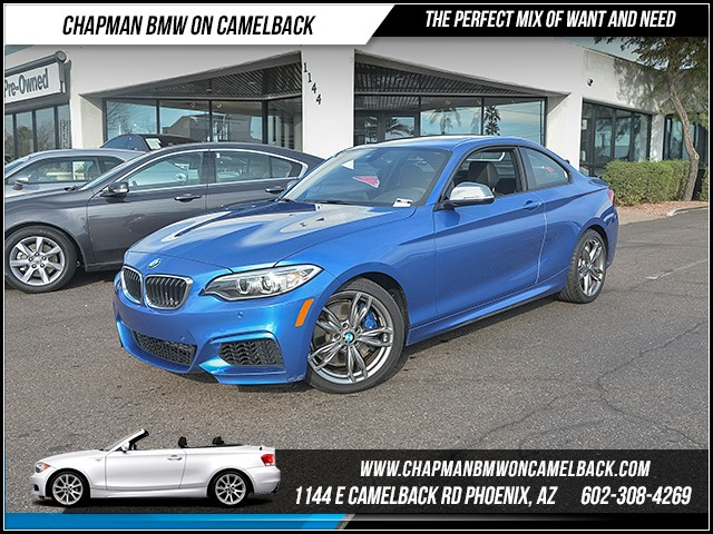 2016 BMW M235 M235i Driver Assist Pkg 10650 miles 1144 E Camelback Rd Why buy new when you can b