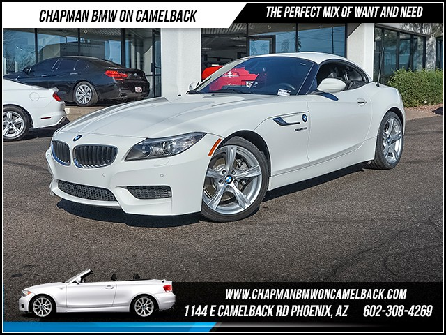 2016 BMW Z4 sDrive28i 14994 miles M Sport Package Technology Package Premium Sound Package Wir