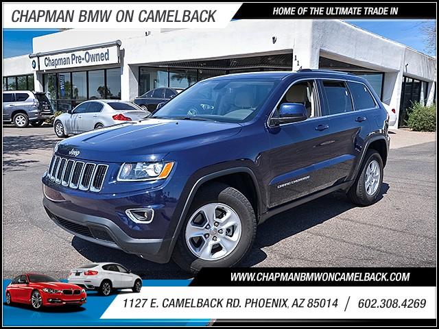 2015 Jeep Grand Cherokee Laredo E 26634 miles 6023852286 1127 E Camelback Rd Chapman Value c