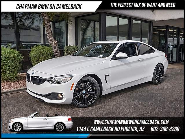 2015 BMW 4-Series 428i 10777 miles Premium Package Phone hands free Satellite communications BM