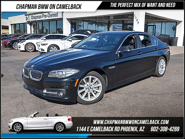 2015 BMW 5-Series 535i 20832 miles Premium Package Driving Assistance Package Driving Assistanc