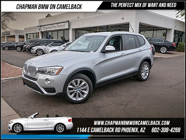 2017 BMW X3 sDrive28i PremDriver AssistTec 5669 miles 1144 E Camelback Rd Why buy new when you