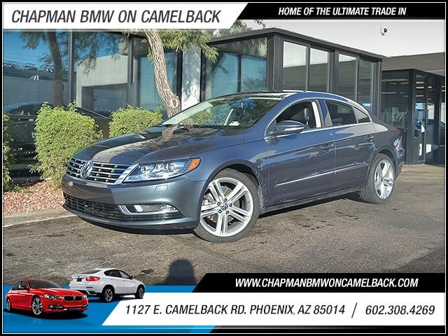 2013 Volkswagen CC Sport 60859 miles 6023852286 1127 E Camelback Rd Chapman Value center on