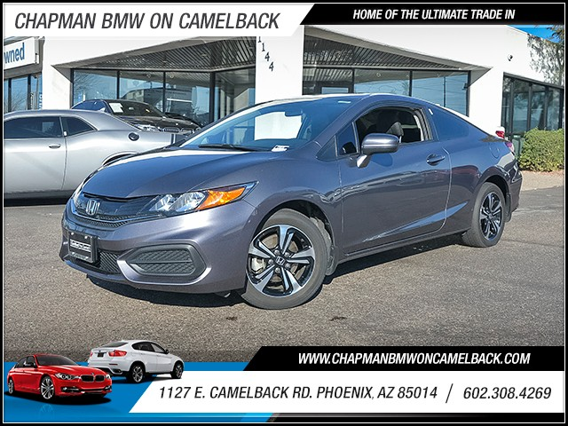 2014 Honda Civic EX 43098 miles 6023852286 1127 E Camelback Rd Chapman Value center on Came