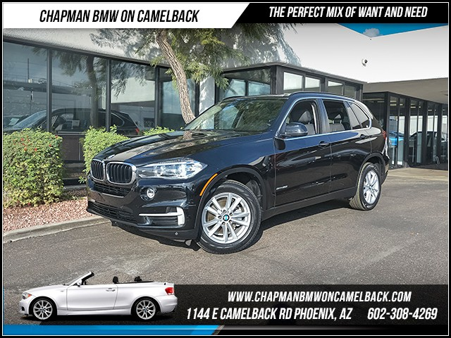 2014 BMW X5 sDrive35i 32075 miles 6023852286 12th St and Camelback Chapman BMW on Camelbac
