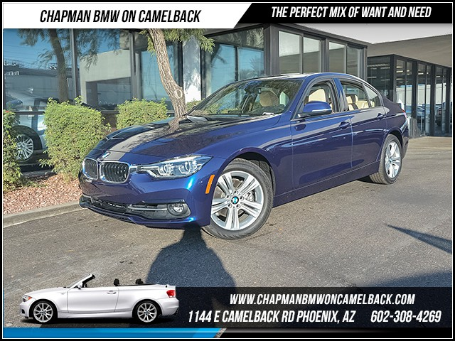 2016 BMW 3-Series Sdn 328i SportPrem Pkg Nav 3115 miles 1144 E Camelback Rd Why buy new when yo