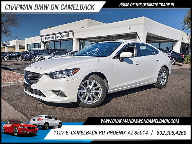 2016 Mazda MAZDA6 i Sport 47346 miles Cars in stock as available at special d