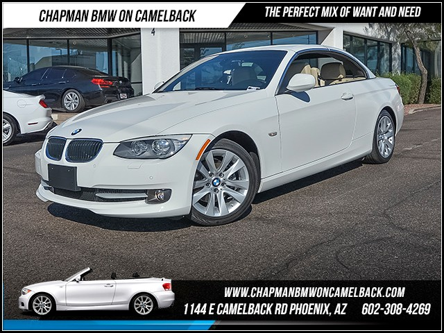 2013 BMW 3-Series 328i 15224 miles Premium Package Convenience Package Satellite communications