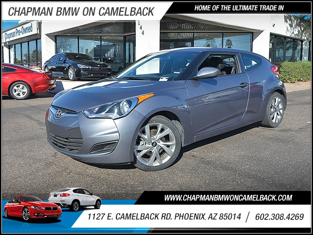 2016 Hyundai Veloster 38078 miles 6023852286 1127 E Camelback Rd Chapman Value center on Ca