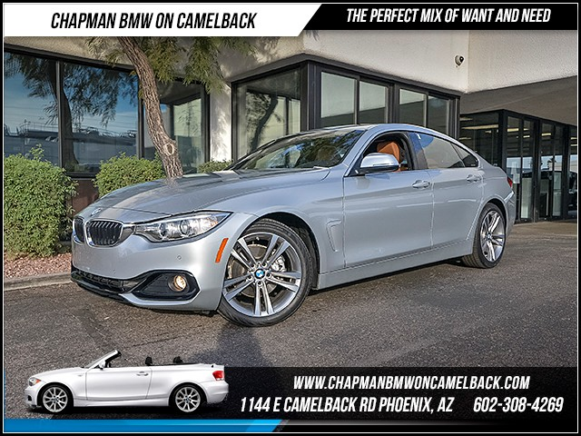 2016 BMW 4-Series 428i Gran Coupe 9660 miles Sport Package Driving Assistance Package Premium P