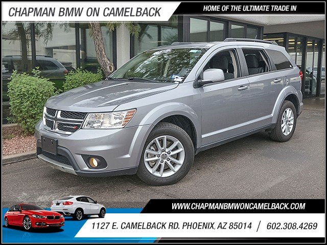 2016 Dodge Journey SXT 43096 miles 6023852286 1127 E Camelback Rd Chapman Value center on C
