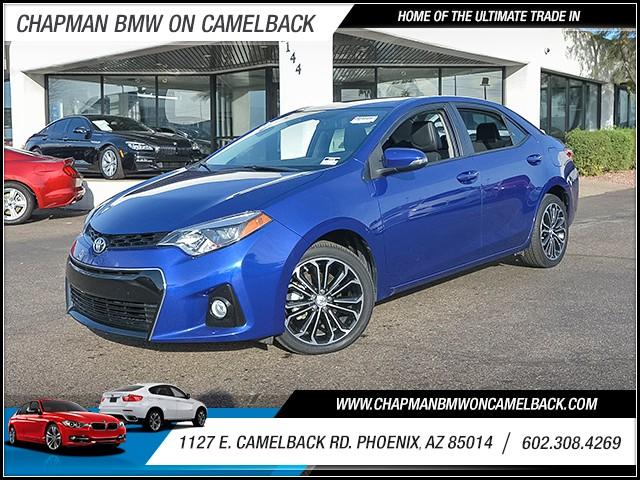 2014 Toyota Corolla S Plus 13947 miles 6023852286 1127 E Camelback Rd Chapman Value center