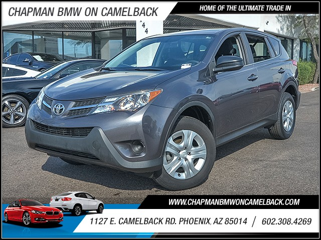 2014 Toyota RAV4 LE 34264 miles 6023852286 1127 E Camelback Rd Chapman Value center on Came