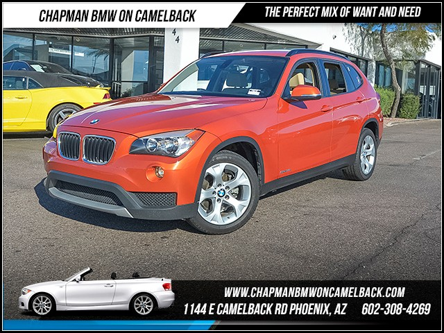 2014 BMW X1 sDrive28i 49656 miles Satellite communications BMW Assist Phone hands free Wireless