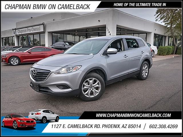 2015 Mazda CX-9 Touring 43378 miles 6023852286 1127 E Camelback Rd Chapman Value center on