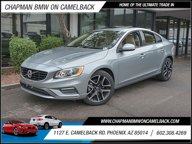 2017 Volvo S60 T5 Dynamic 10557 miles 6023852286 1127 E Camelback Rd Chapman Value center on
