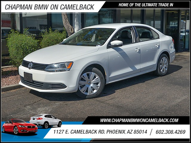 2014 Volkswagen Jetta SE PZEV 36278 miles 6023852286 1127 E Camelback Rd Chapman Value cent