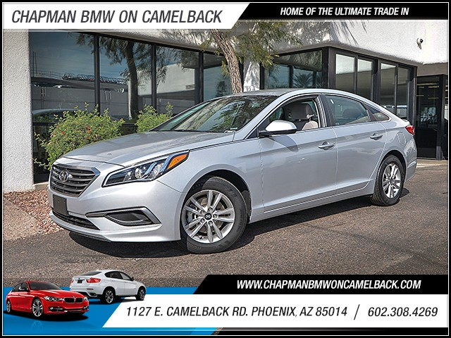 2016 Hyundai Sonata SE 42352 miles 6023852286 1127 E Camelback Rd Chapman Value center on C