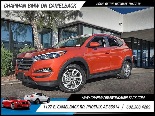 2016 Hyundai Tucson SE 38237 miles 6023852286 1127 E Camelback Rd Chapman Value center on C