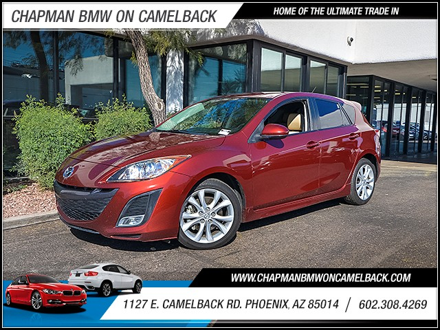 2011 Mazda Mazda3 s Sport 103011 miles 6023852286 1127 E Camelback Rd Chapman Value center