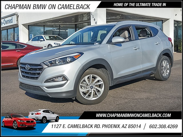 2016 Hyundai Tucson SE 39640 miles 6023852286 1127 E Camelback Rd Chapman Value center on C