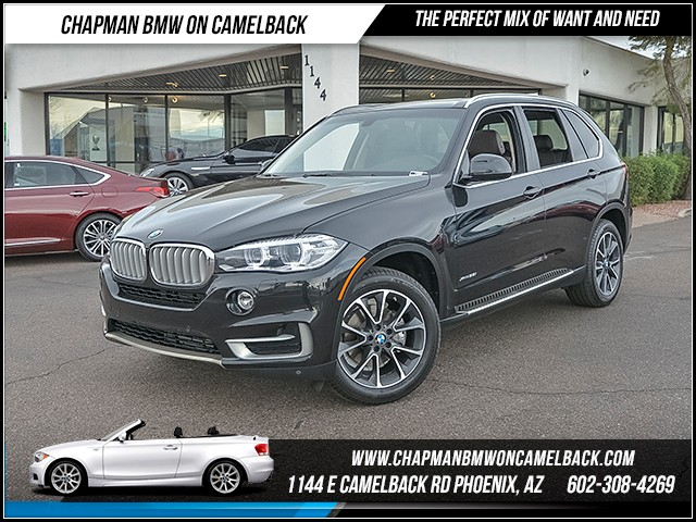 2014 BMW X5 xDrive35i 33017 miles 6023852286 - 12th St and Camelback Chapman BMW on Camelback