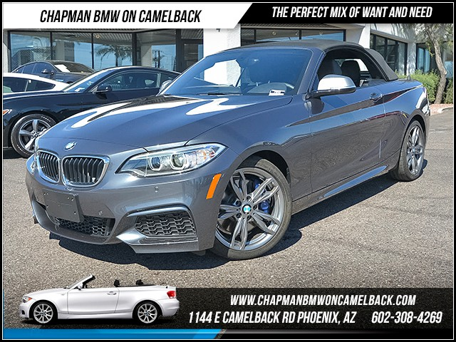 2016 BMW 2-Series Conv M235i 2249 miles Driving Assistance Package Technology Package Satellite
