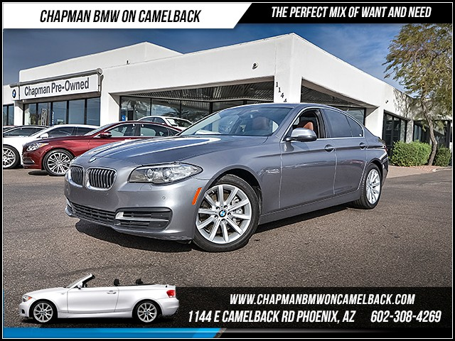 2014 BMW 5-Series 535d 26596 miles Driving Assistance Package Premium Package Phone hands free