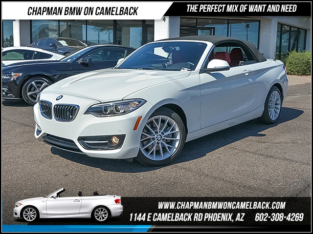 2016 BMW 2-Series Conv 228i xDrive 7271 miles Sport Package Driving Assistance Package Lighting