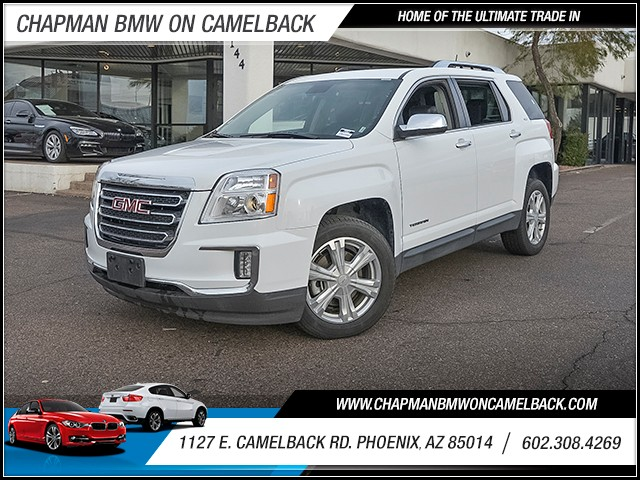 2016 GMC Terrain SLT 29758 miles 6023852286 1127 E Camelback Rd Chapman Value center on Cam