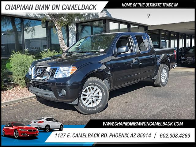 2016 Nissan Frontier SV Crew Cab 31200 miles 6023852286 1127 E Camelback Rd Chapman Value ce