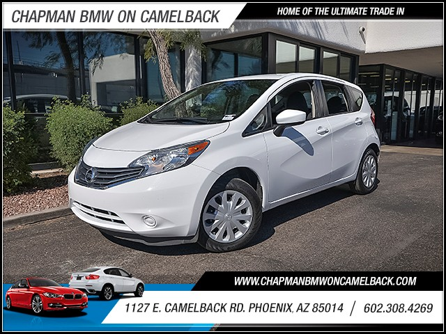 2015 Nissan Versa Note S Plus 35708 miles 6023852286 1127 E Camelback Rd Chapman Value cent