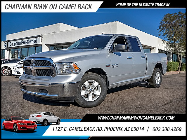 2016 Ram 1500 SLT Extended Cab 34300 miles 6023852286 1127 E Camelback Rd Chapman Value cen