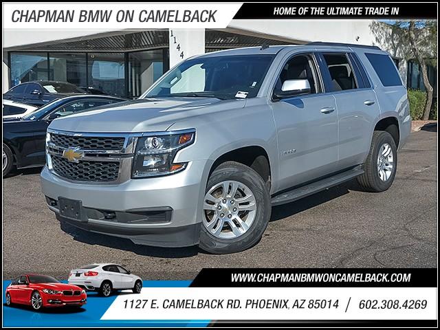 2015 Chevrolet Tahoe LT 35555 miles 6023852286 1127 E Camelback Rd Chapman Value center on C