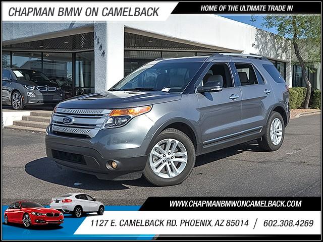 2014 Ford Explorer XLT 24696 miles 6023852286 1127 E Camelback Rd Chapman Value center on Ca